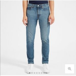Everlane Slim Fit Light Wash Jeans Men's Inseam 32